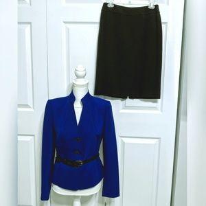 Tahari  by Arthur S Levine 2-Piece Skirt Suit